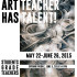 Exhibiting May 22-June 26: