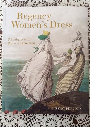 Regency Womens Dress Cassidy Percoco Book Cover